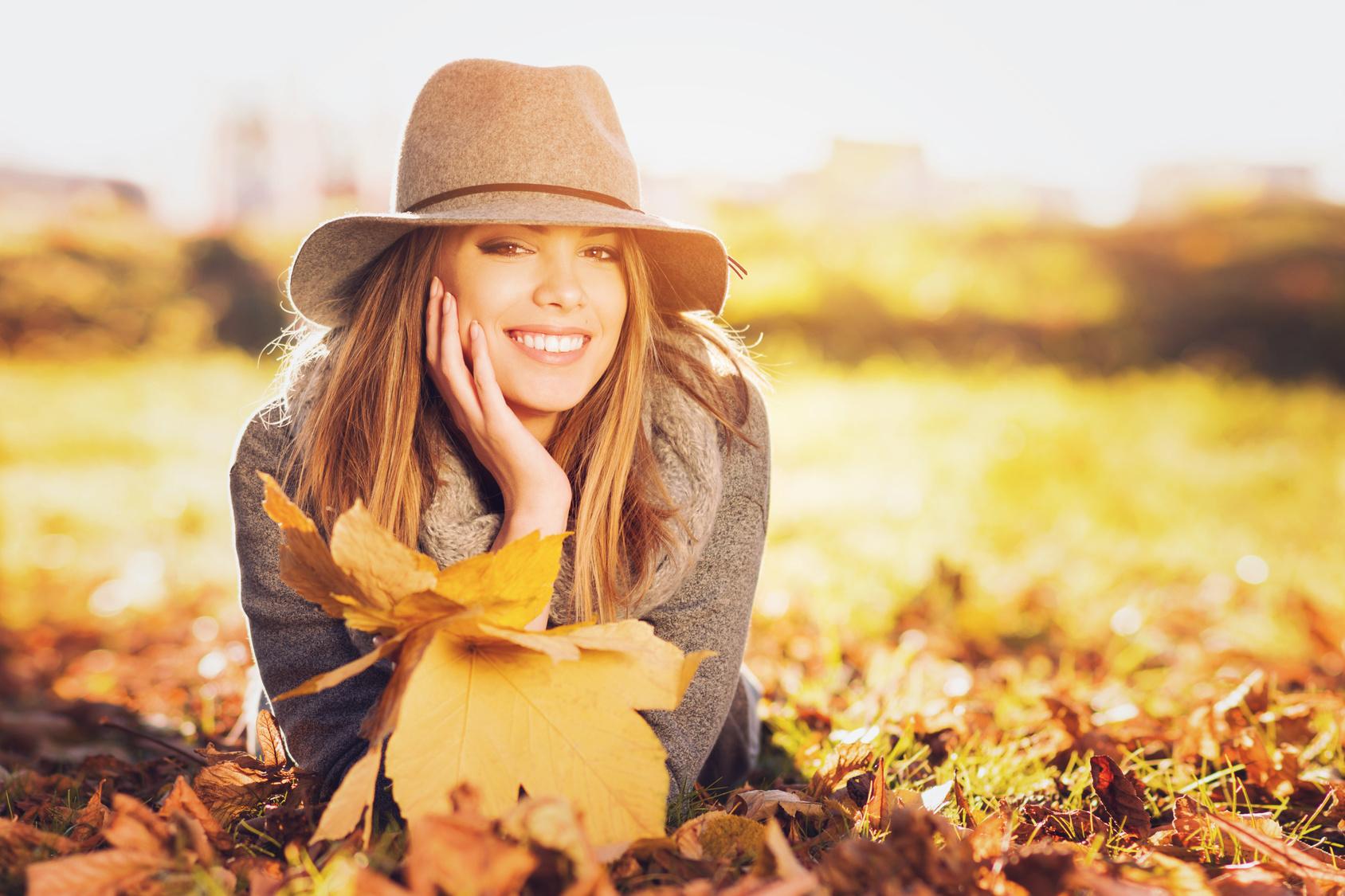 Jak wykonać jesienny makijaż?