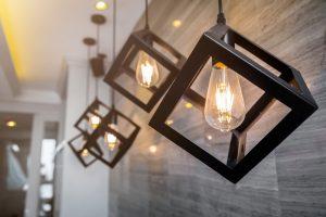 6 supermodnych lamp ściennych