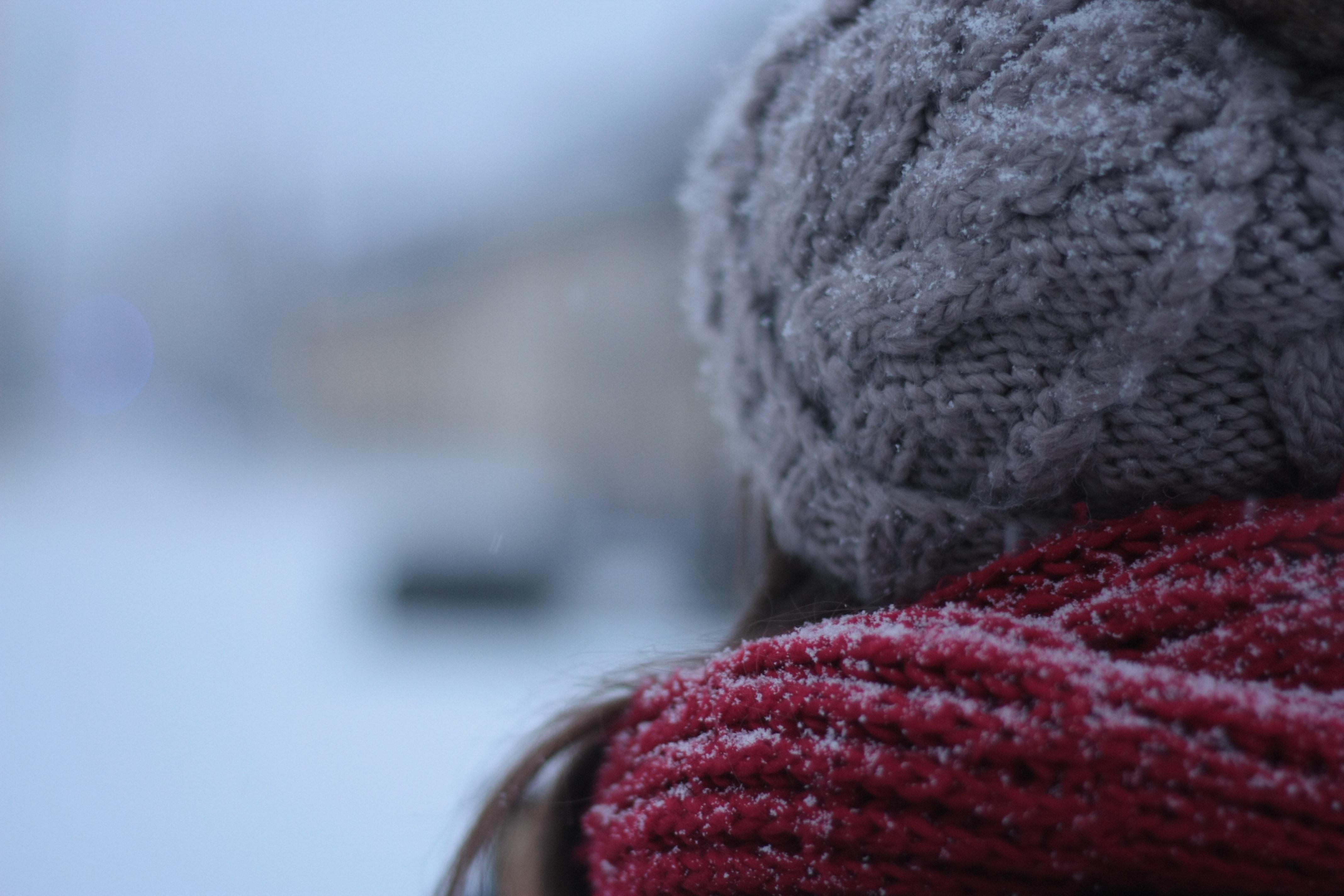 Idealna czapka na zimę