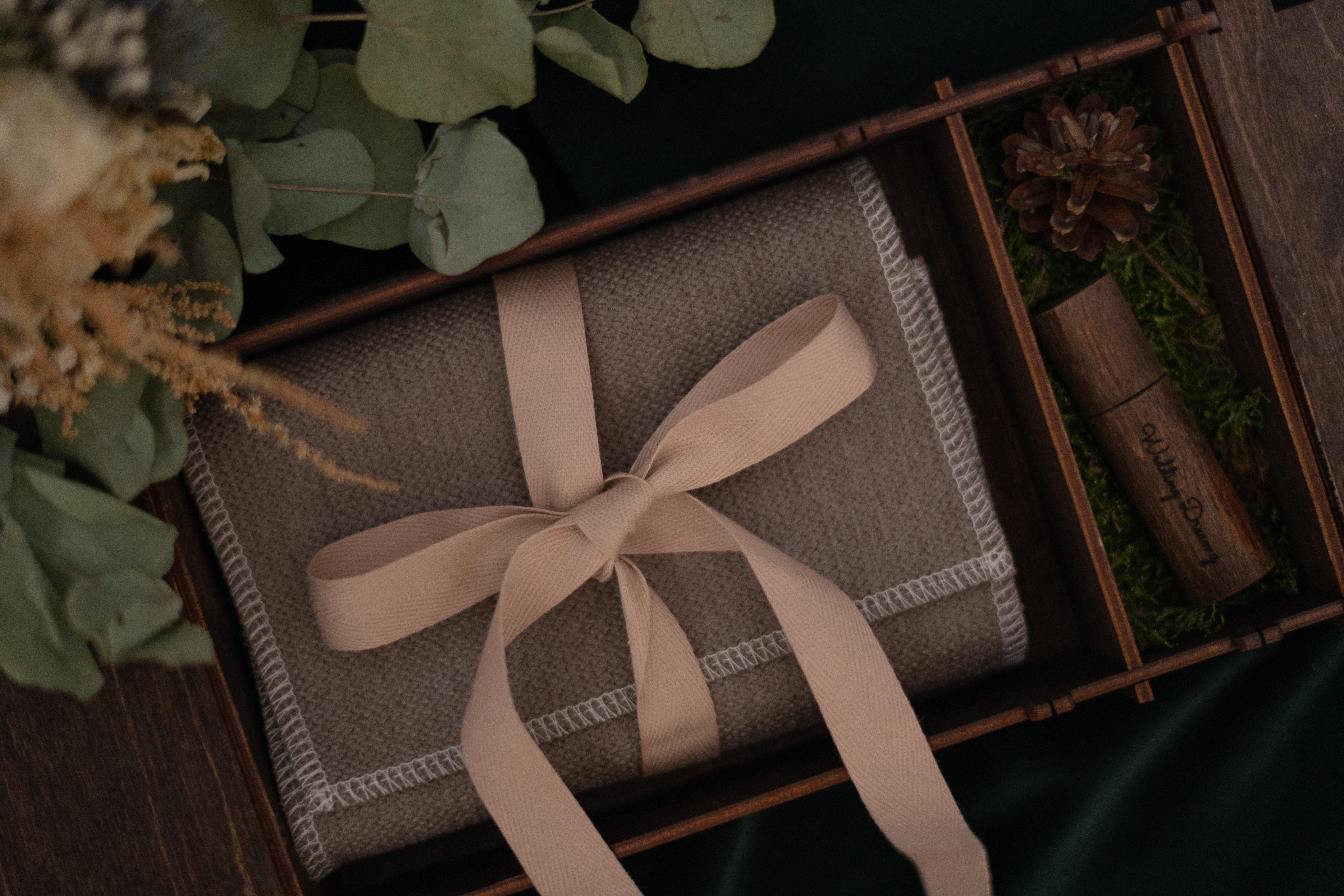 Pudełka na koperty ślubne