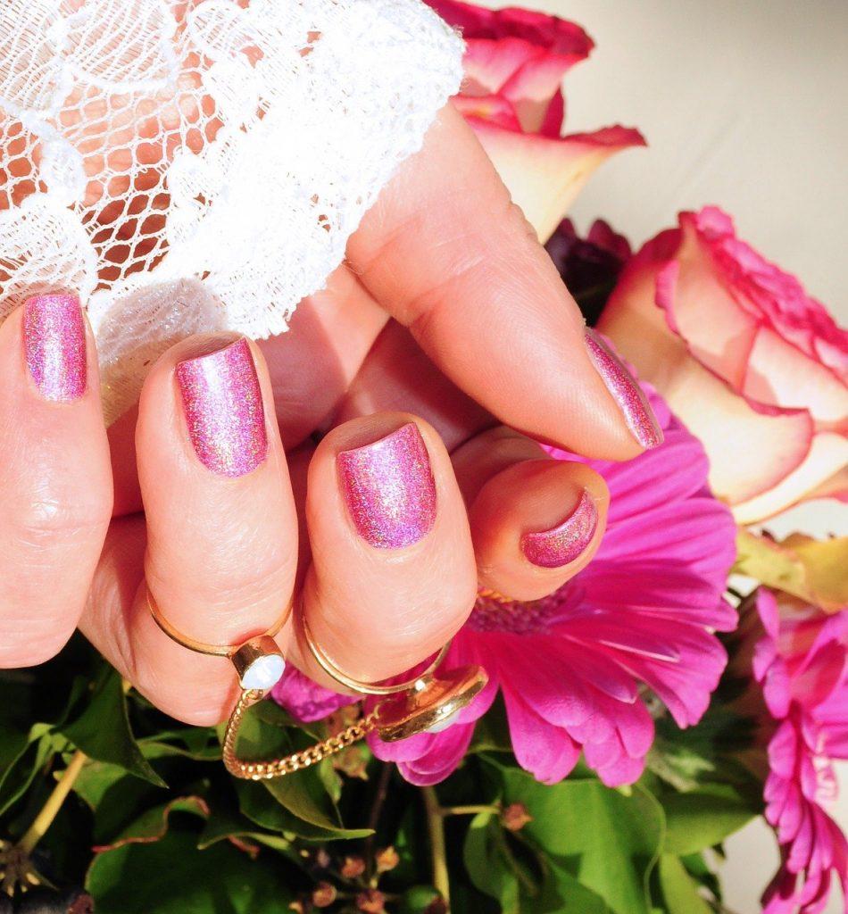 manicure tytan