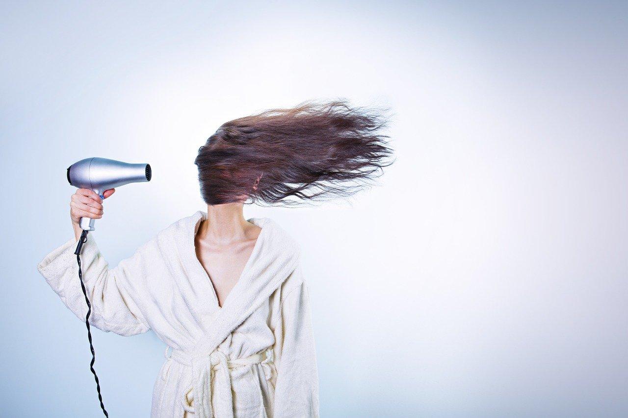 Maść końska na włosy